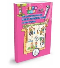 Знаток мой маленький говорящий словарь китайского языка ZP-40033
