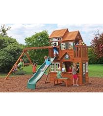 Детская площадка PlayGarden горный замок forest