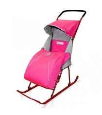 Детские санки коляска Papajoy Тимка 2
