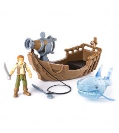 Фигурка Pirates of Caribbean героя с аксессуарами 73102-P...