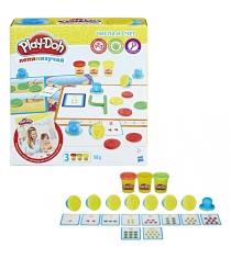 Игровой набор цифры и числа Play doh B3406