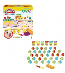 Play Doh Игровой набор Буквы и языки C3581
