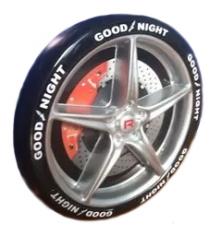Колеса к кроватям Romack Kiddy