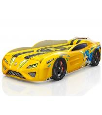 3D Romack Dreamer желтый с колесами