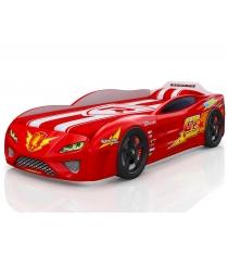 3D Dreamer красные молнии с колесами