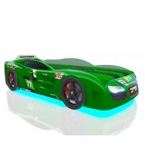3D Renner 2 зеленый с колесами