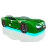 3D Romack Renner 2 зеленый с колесами