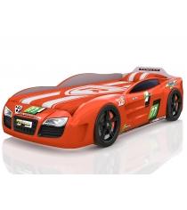 3D Romack Renner 2 оранжевый с колесами