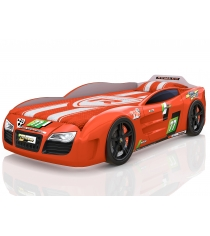 3D Renner 2 оранжевый с колесами