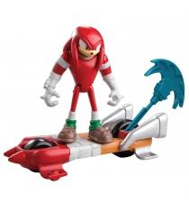Пусковое устройство Sonic Boom с фигуркой Наклз T22063