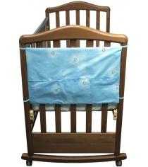 Детский карман Сонный гномик Лежебоки голубой