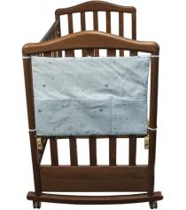 Детский карман Сонный гномик Оленята голубой