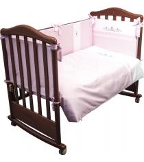 Комплект в кроватку 3 предмета Сонный гномик Прованс 369