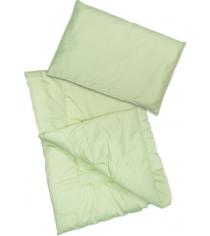 Комплект одеяло и подушка Сонный Гномик Алоэ Вера 065