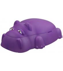 Песочница бегемот StarPlast 18-518 фиолетовый