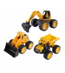 Набор строительной техники JCB 3 машинки