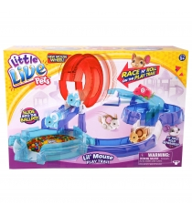 Little Live Pets с трассой для питомца 28150