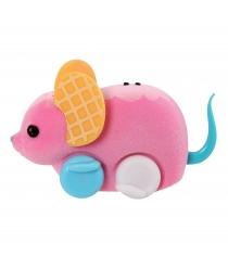 Little Live Pets Розовая мышка в колесе 28194