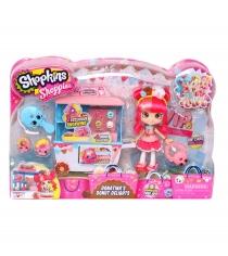 Shopkins Пончик Счастья Донатины 56186