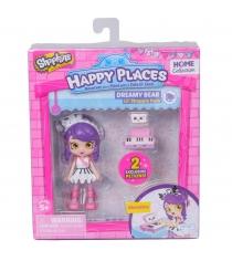 Happy Places Петкинс с куклой Shoppie Мелодина 56322