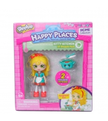 Happy Places Петкинс с куклой Shoppie Спагетти Сью 56323