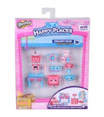 Happy Places Петкинс Мишки для спальни 56378