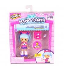 Happy Places Петкинс с куклой Shoppie Риана Радио 56412