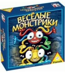 Piatnik веселые монстрики 736896