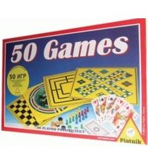 Piatnik 50 игр 780042