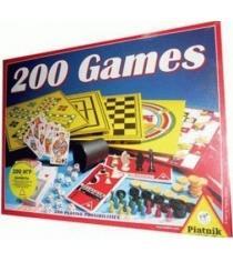 Piatnik 200 игр и шахматы 780233
