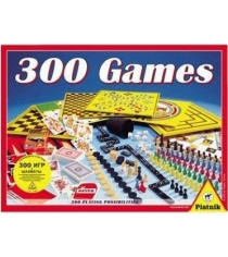 Piatnik 300 игр и шахматы 780332