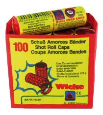 Пистоны Sohni-wicke 100 зарядные 1200 шт 0220S