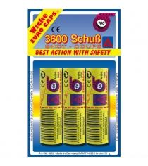 Пистоны Sohni-wicke 100 зарядные 3600 шт 0222S