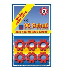 Пистоны Sohni-wicke 8 зарядные 96 шт 0231S