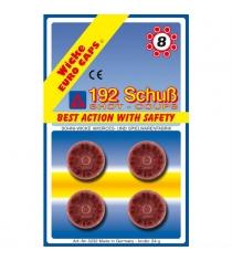 Пистоны Sohni-wicke 8 зарядные 192 шт 0232S