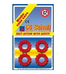 Пистоны Sohni-wicke 12 зарядные 96 шт 0241S