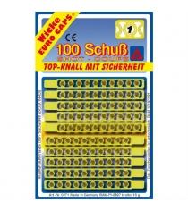 Пистоны Sohni-wicke 1 зарядные 100 шт 0271S