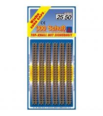 Пистоны Sohni-wicke 25 50 зарядные Strip 300 шт 0282S