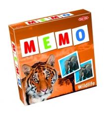 Tactic Games Мемо Дикие животные 2 41441