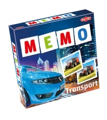 Tactic Games Мемо Транспорт 2 41442