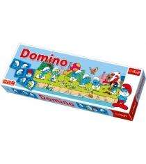 Игрушки Смурфики 2 Домино 00757T