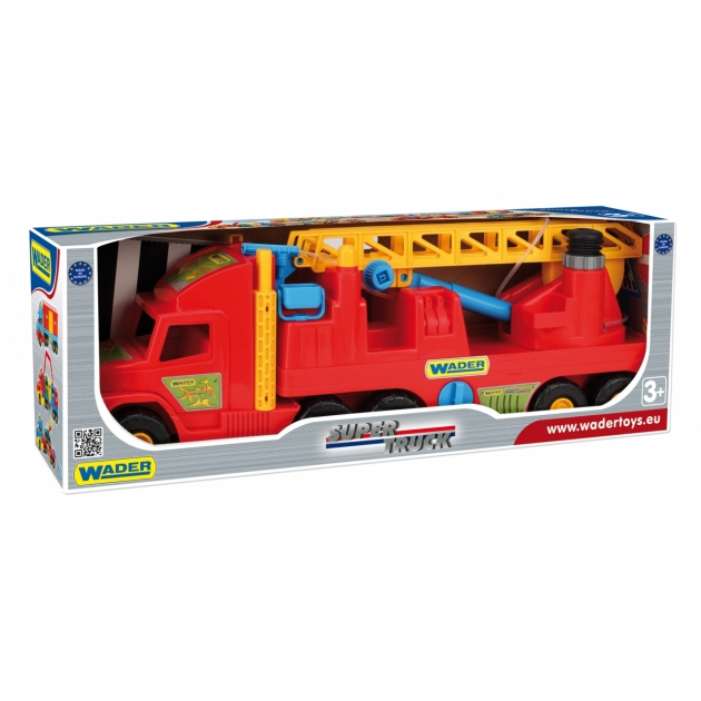 Пожарная машина Wader Super Truck 36570