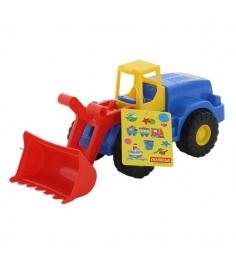 Трактор погрузчик Wader Агат 41852_PLS