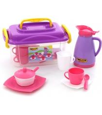 Набор детской посуды Wader Алиса 53480_PLS