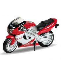 Модель мотоцикла Welly Yamaha 2001 YZF1000R Thunderace 1:18 12154P