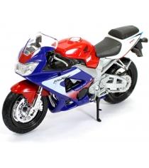 Модель мотоцикла Welly Honda CBR900RR Fireblade 1:18 12164P