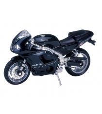 Модель мотоцикла Welly Triumph Daitona 955I 1:18 12176P