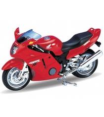 Модель мотоцикла Welly Honda CBR1100XX 1:18 12143P