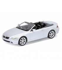 Модель машины Welly BMW 654CI 1:18 12547