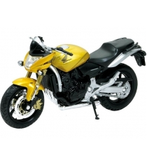 Модель мотоцикла Welly Honda Hornet 1:18 12830P